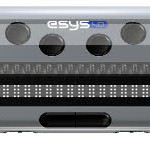 The Esys 40 Braille Display