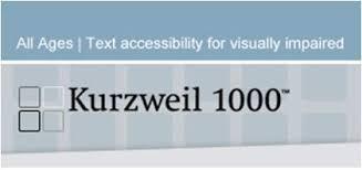Kurzweil 1000 Scan & Read Software